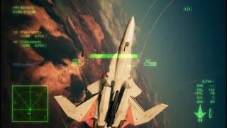 AC7: TITAN Squadron awesome 1 on 1 battle Velocity (Me) Vs Gotti
