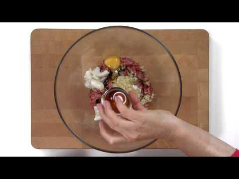 Instructievideo: Gehaktballen maken