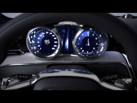 The Volvo Concept Coupé With Thomas Ingenlath, Senior Vice President Design - Smashpipe Autos