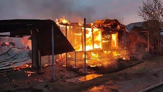 С начала мая 2021 года в городе Омске и области произошло более 800 пожаров