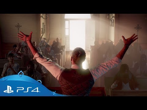 Far Cry 5 | Worldwide Release Trailer | PS4