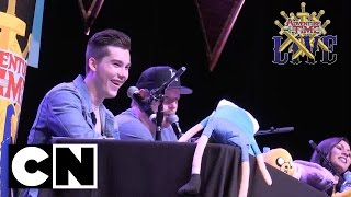 Adventure Time LIVE | Audience Q&A