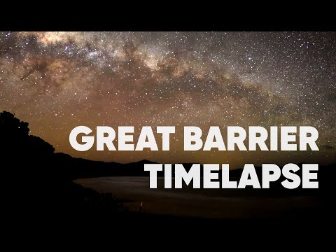 Great Barrier Island, 90km from central Auckland, New Zealand, has been designated as a rare International Dark Sky Sanctuary by the International Dark-Sky Association. Video Credit: Mark Russell