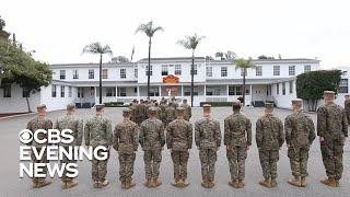 EEUU: 16 'marines' son arrestados en medio de una investigación de tráfico de personas