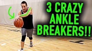 3 RARE Moves to Break Ankles Easily | Basketball Scoring Moves