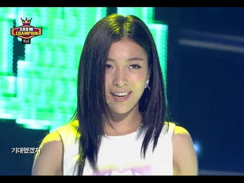 f(x) - Rum Pum Pum Pum, 에프엑스 - 첫 사랑니, Show Champion 20130807