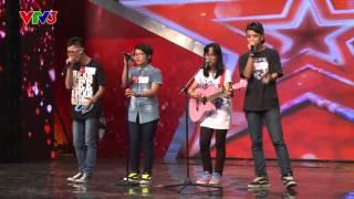 [Vietnam's got talent] Tập 3 phát sóng 12/10/2014 (full HD)