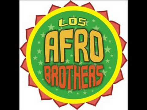 Los Afro Brothers - Dulce Princesa