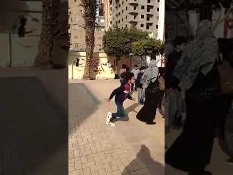 خطة اخلاء مدرسة على بن ابى طالب الابتدائية - إدارة البساتين ودار السلام التعليمية