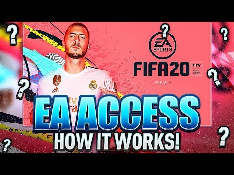 FIFA 20 HOW EA ACCESS WORKS? EVERYTHING / GLITCH EXPLAINED! FIFA 20 Ultimate Team