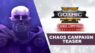 Chaos coming to Battlefleet Gothic: Armada 2
