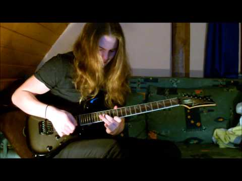 ManOwaR - Expendable Guitar Cover w/solo (HD)
