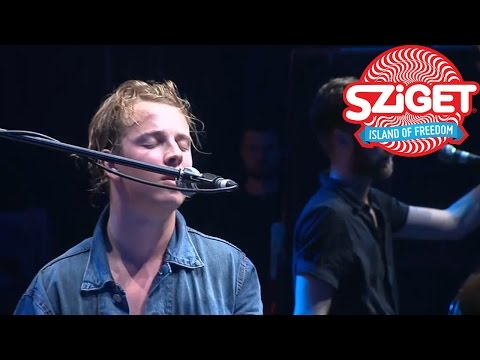 Tom Odell Live - Another Love @ Sziget 2014