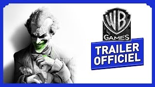 Batman arkham city :  bande-annonce VOST