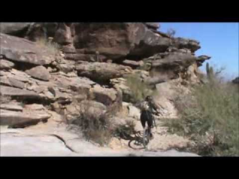 How To Mountain Bike in Sand, Part 2