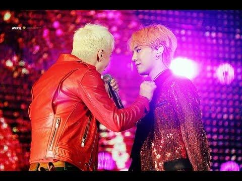 G Dragon & Seung Ri  - Let's Not Fall in Love 우리 사랑하지 말아요 + EXTRA CLIPS ( Nyongtory / GRi )