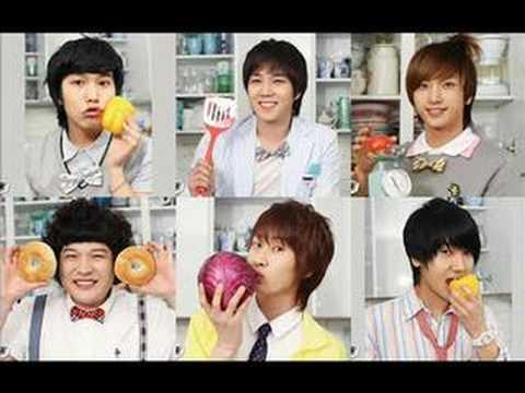 Super Junior Happy - 둘이 (YOU & I)