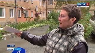 Жители дома по улице Ивана Алексеева разделились на два лагеря