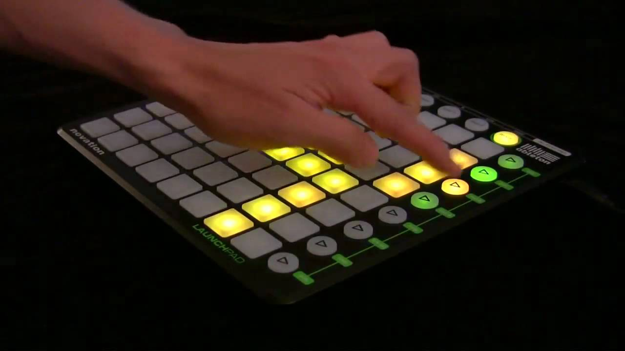 novation launchpad official promo youtube. Black Bedroom Furniture Sets. Home Design Ideas