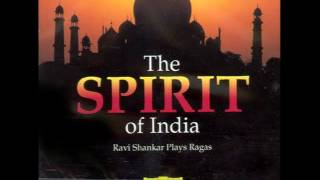 Ravi Shankar - The Spirit of India (full album)