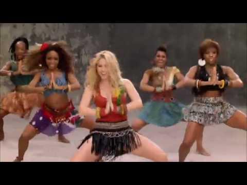 Waka Waka - Shakira - Música Oficial da Copa do Mundo 2010 (Video Oficial )