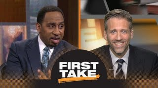 Breaking: Stephen A. Smith wants to tell you how amazing LeBron James is | First Take | ESPN