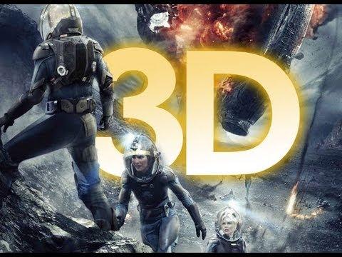 PROMETEO 3D ~ Trailer 2 Oficial Subtitulado Latino ~ FULL HD 3D