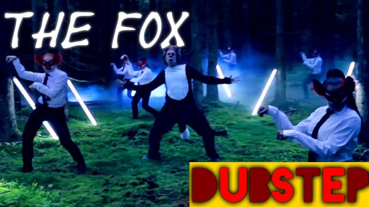 The fox cartoon song remix