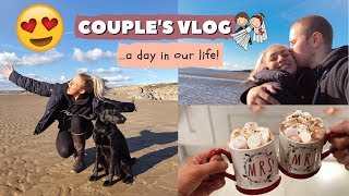 COUPLE'S AUTUMN VLOG: FEELING HAPPY!