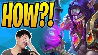 LOSING with 4x KELESETH? | Midrange Shaman | The Boomsday Project | Hearthstone
