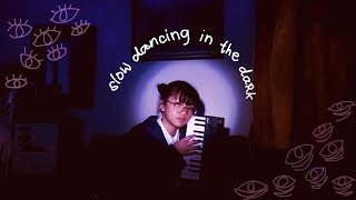 🐎 timelapse art + cover: slow dancing in the dark by joji 🌇