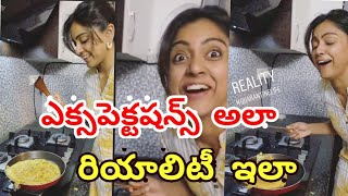 Bigg Boss Vithika shares expectations Vs reality cooking v..