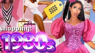 80'S INSPIRED SHOPPING SPREE!