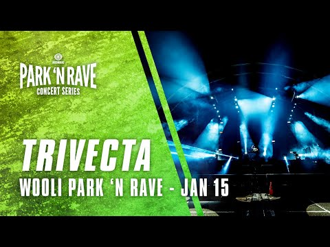 Trivecta for Wooli Park 'N Rave Livestream (January 15, 2021)