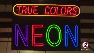 Neon: how it's made | HOUSTON LIFE | KPRC 2