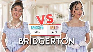 TWIN vs TWIN: Who Wore It Better? BRIDGERTON Edition