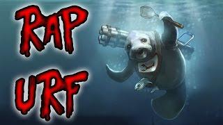 RAP DE ¿CAMPEONES? ||| URF ||| SHARKNESS