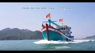 Biển Đông dậy sóng!!!      Tàu cá Mỹ Tuyền