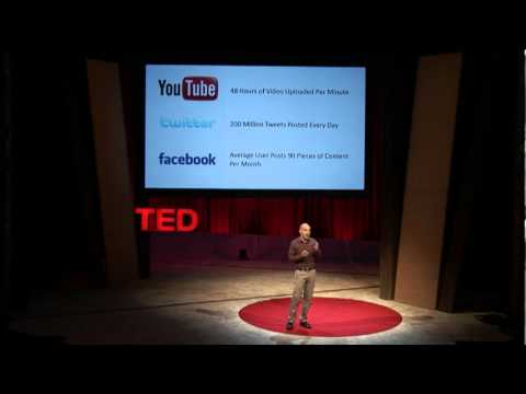 TEDGlobal 2011 - Mashable's Adam Ostrow on IF i DIE - YouTube