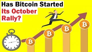 Has Bitcoin's October Rally Started?