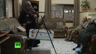 Палестинские женщины вынесли сперму мужей, из тюрьмы в Израиле