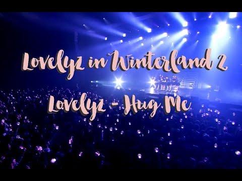 [Lovelyz in Winterland 2] Hug Me