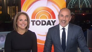 What Katie Couric Said About Matt Lauer