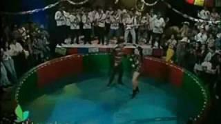 """Maribel Guardia y Joan Sebastian """"Aventurero"""""""