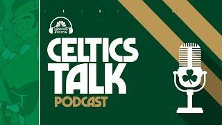Special guest Abby Chin   Celtics good West Coast Trip   Celtics Talk Podcast   NBC Sports Boston