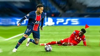 Players Destroyed by Neymar Jr in PSG