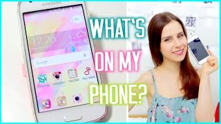 What's     On My Phone?! (Android Version)