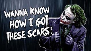 The Joker's Scars: Why three different stories? [ video essay l The Dark Knight l Batman ]