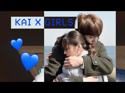 EXO KAI BEING SWEET WITH GIRLS