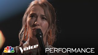 """Lauren Daigle Performs Her Wildly Popular Song """"You Say"""" - The Voice Live Finale Part 2 2020"""